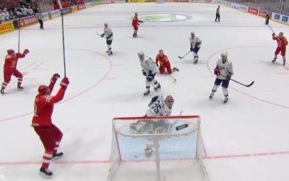 Тренер сборной США прокомментировал поражение от российских хоккеистов
