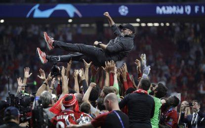 Клопп избавился от проклятия финалов: «Ливерпуль» выиграл Лигу чемпионов