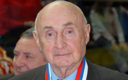 Вся жизнь со «Спартаком». Давиду Берлину – 94!