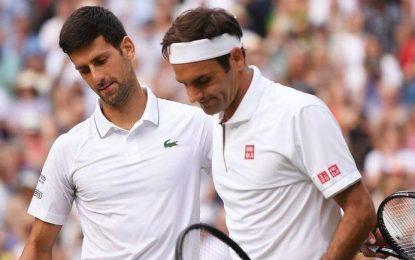 Финал на все времена? В чем трагедия матча Джоковича и Федерера