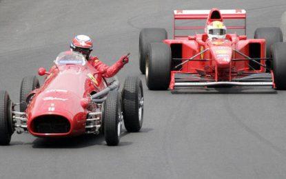 Иллюстрированная история «Формулы-1»: от первых шагов до наших дней