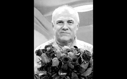 Скончался отец олимпийской чемпионки Светланы Хоркиной
